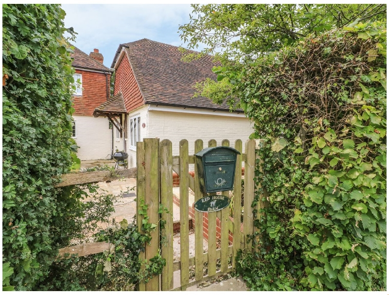 Click here for more about Red House Cottage