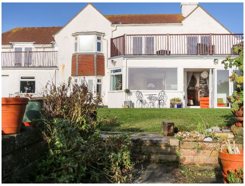 Click here for more about Cooden Beach House